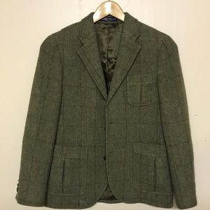 Italy Polo Ralph Lauren Wool Blazer